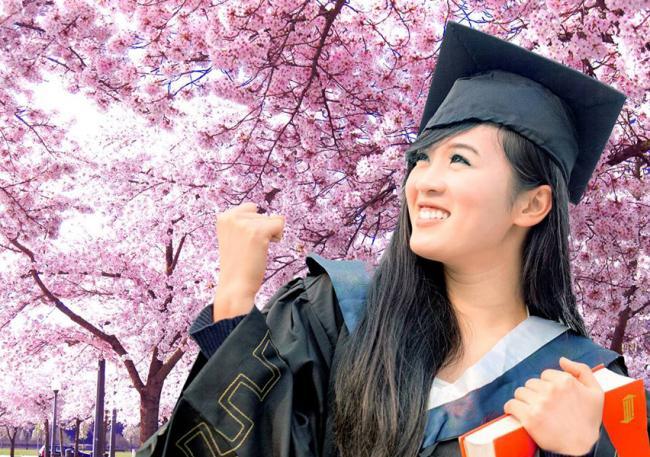 Thông báo tuyển sinh du học đi Nhật Bản 2017