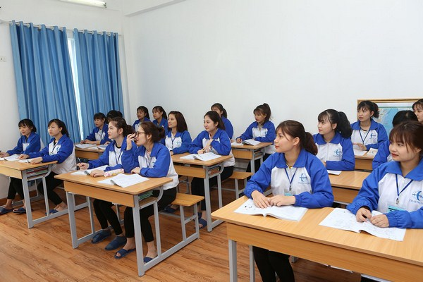 Học tiếng để đi xuất khẩu lao động Đài Loan